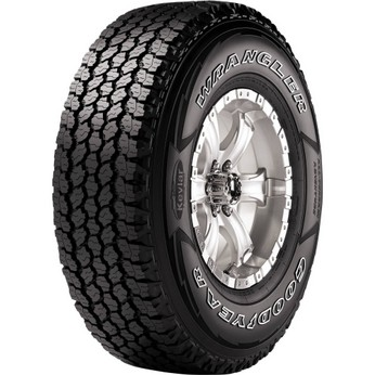 """255/55R19   Goodyear	   WRANGLER ALL-TERRAIN ADVENTURE"""